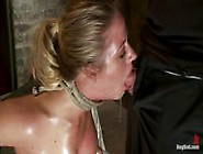 Holly Heart Tied Up Multiple Orgasms