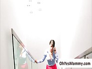 Milf Dana Teaches Sexual Lessons To Teen Janice With Her Boyfrie