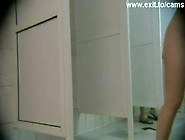 Hidden Cam In Shower Room With Many Nude Girls
