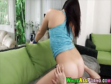 Phat Booty Nikki Lavay Screwed Up Good On The Couch