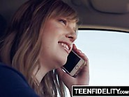 Teenfidelity Dolly Leigh's Tindr Creampie Date