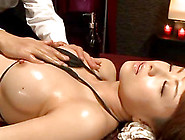 Japanese Girl He Oils Up And Fucks Has A Perfect Body