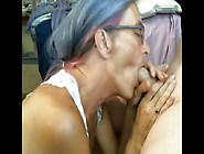 A Grandpa Cum Inside Grandma On Bed