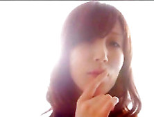 Hottest Japanese Model Homami Takasaka,  Shiho In Horny Masturbat