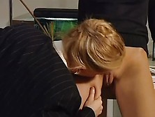 Lesbian Office Boss. Mp4