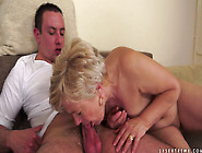 Chubby Mature Ursula Grande - Youthful Elder