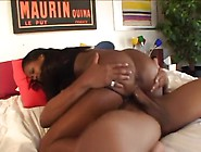 Ashley Brown Gets A Fat Cock In Her Giant Black Booty