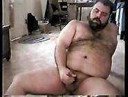 Hairy Chubby Bear Jo6