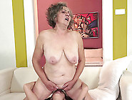 Hairy Granny Cunt Finger Banged By A Cute Teen Lesbian