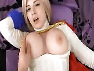 Power Girl Fucked Hard And Creampied