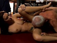 Ugly Teen Hd And Old Man Two Young Girls Cees An Old Editor
