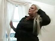 British Amazoned Huge Titted Lesbian Slut Makeover