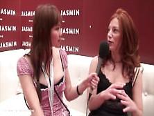 Avnaward Winner Littleredbunny Interviewed By Pornstar Harriet S