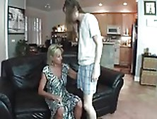 Great Mommy And Boy Roleplay