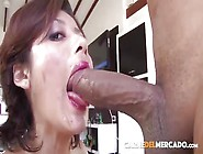 Can She Handle His Big Cock