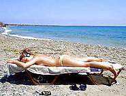 Video #0005 Privatfotos Von Super Sexy Anja Im Urlaub (03. 04. 201