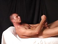Muscle Stud Thomas Bjorn Shows Off His Cock And Fine Ass Hole