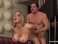 Baby-Voiced Kylee Nash Fucks With Her Huge Tits