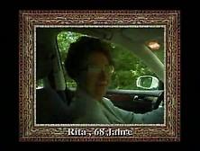 Abuela Rita De 68 Años De Edad Que Ler Gustan Las Aventur