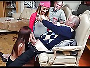 Orgie Old Men And Young Girls