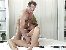 Silvia Is A Sexy Milf Who Is Screaming From Pleasure While Fucki