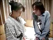 Japanese M Ilf Feel Sorrow Because Boy Is Still Virgin
