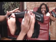 Wrinkle Ebony Soles