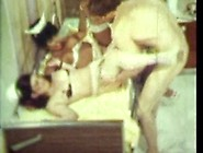 Naughty Wet Nurses Suck Dick And Fuck In Hot Vintage Interracial