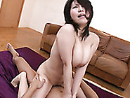 Busty Japanese Slut Yuuna Hoshisaki Fucks Furiously In Hardcore
