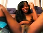 Amateur Ebony Teen Masturbation