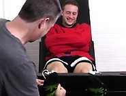 Feet Cum Eat Movie And Feet Fuck Movies Gay Kenny Tickled In