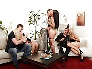 Swinging Party With Hot For Sex Group