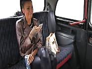 Faketaxi - Free Ride For Backseat Blowjob