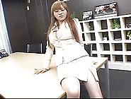 Matsukane Yoko In The Office Room