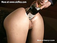 Anal Fisting And Champagne Bottle Fuck