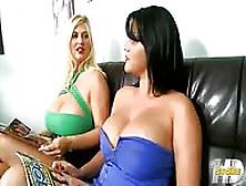 The Busty Latina Angelina Castro