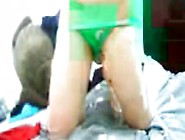 Horny Girl Uniform Voyeur Toilet Masturbation