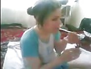 Iran Smoking Wife Gives Blowjob Then Get Puffy Pussy Ass Ma