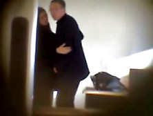 Arabic Teacher Humping Student In Classroom