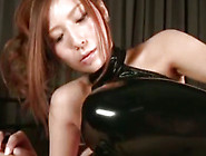Japanese Babe Enjoys Sex Alot