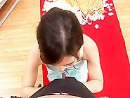 Hottest Japanese Chick Iori Kogawa In Horny Pov,  Small Tits Jav