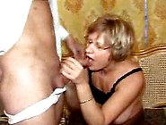 German Mature Mother And Young Boy