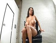 Alexis Silver Striptease