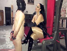 Lady Ezada Sinn - Potential New Slave Punishment