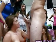 Dirty College Slut Gets It Doggystyle