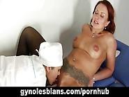 Lesbian Gynecologist Seducing Her Patient