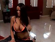 Carmella Bing Hot Handjob