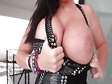 Curvy Brunette Fucked
