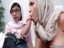 Stepmom Videos 9 Julianna Vega,  Mia Khalifa