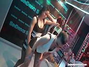 Drunk Sex Orgy- Bachelorette Dance Party Under The Shower